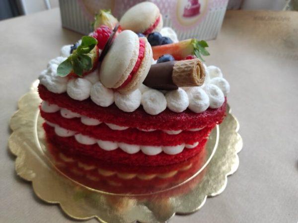 Tarta Red Velvet Monluik | Monluik