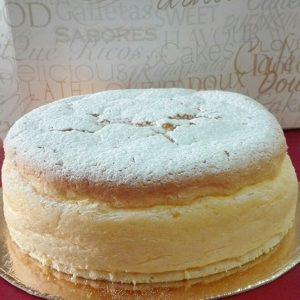 Cheesecake o Tarta de Queso Japonesa